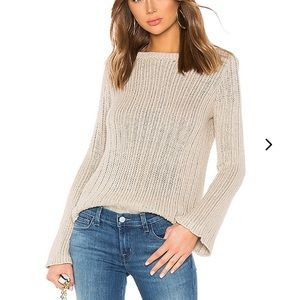 NWT Lovers + Friends Groovin Sweater Small